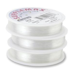 SUPPLEMAX 0.60MM CLEAR 50M