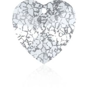 6228 MM 18,0X 17,5 CRYSTAL SILVER-PAT