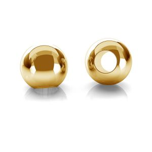 Guličky 2mm zlato 14K P2LZ 2,0 F:0,9