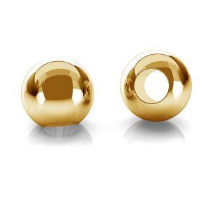Guličky 2,2mm zlato 14K P2LZ 2,2 F:1,0