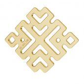 Greek prívesok zlato 14K LKZ-00188 - 0,30 mm