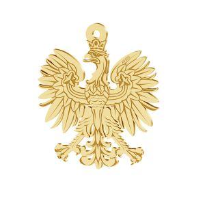 Datelina prívesok zlato 14K LKZ-00471 - 0,30