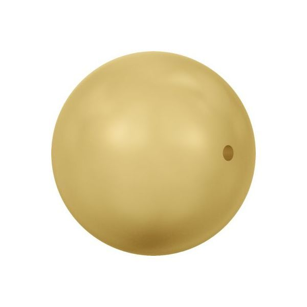 5810 MM 2,0 CRYSTAL GOLD PEARL