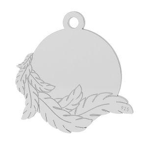 Krídla prívesok, striebro925, LK-1467 - 0,50