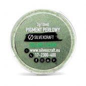 Perlový pigment - zelena, 3 g