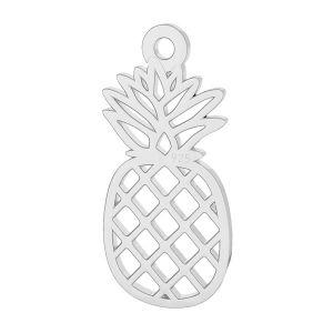 Ananas prívesok striebro, LK-2114 - 0,50