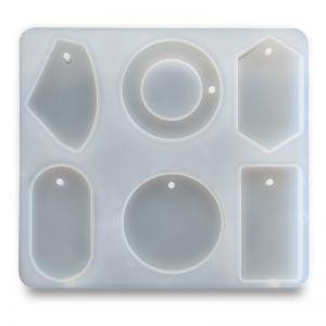 BAR PVC 3, Silikónové zátky na náušnice