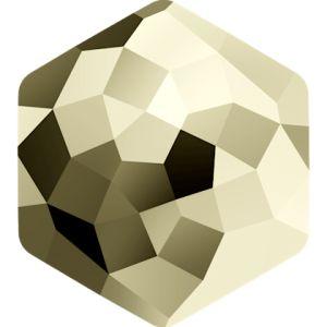 4683 MM 7,8X 8,7 CRYSTAL METLGTGOLD F (Metallic Light Gold)