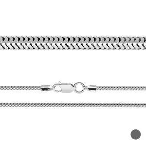 Retiazka Snake CSTD*striebro 925*CSTD 2,4 (38 cm)