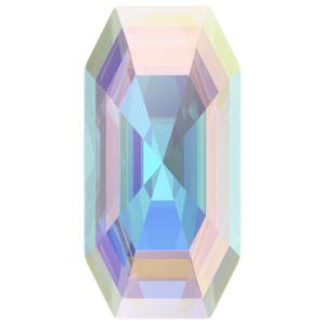 4595 MM 20,0X 10,0 CRYSTAL AB F (Elongated Imperial Fancy Stone)