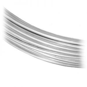 Sperky drôt SILVER WIRE-H 1,2 mm