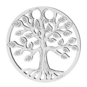 Strom života prívesok striebro 925, LKM-2028