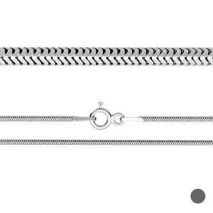Retiazka Snake CSTD*stříbro 925*CSTD 1,6 (40 cm)