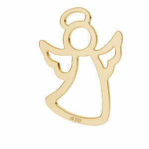 Anjel privesek*zlato 333*LKZ8K-30026 - 0,30 11,5x15,7 mm