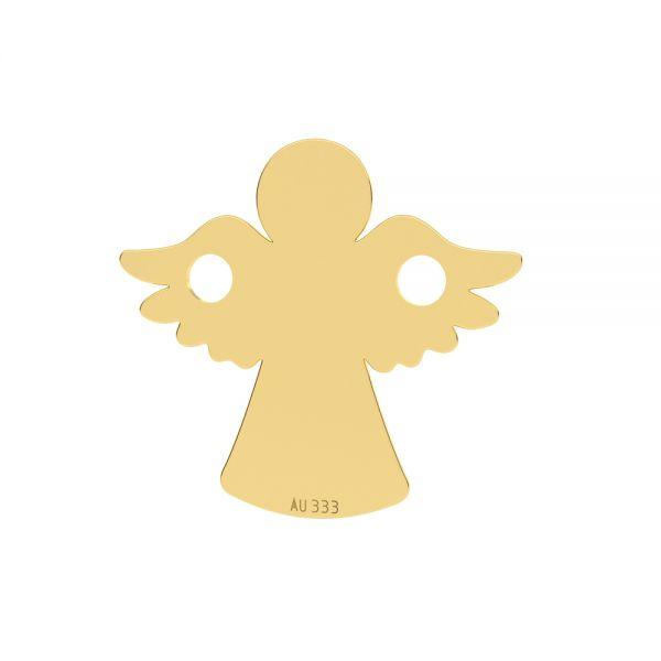 Anjel privesek*zlato 333*LKZ8K-30095 - 0,30 13x13 mm